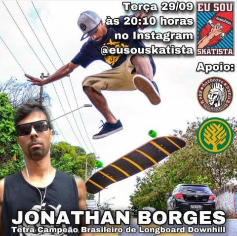 entrevista com jonathan borges no canal eu sou skatista