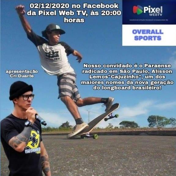 pixel webtv convida alisson silva para entrevista